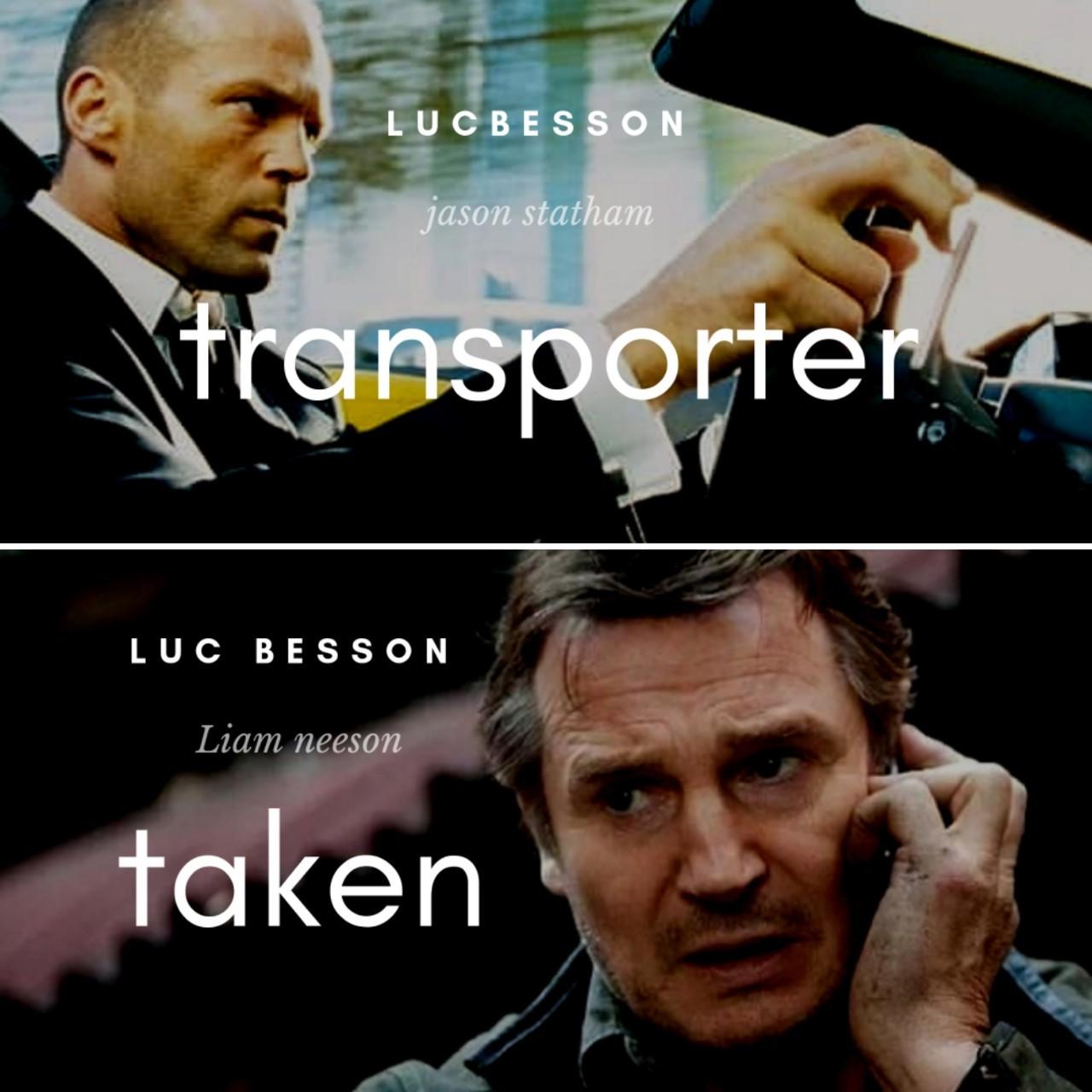 トランスポーター&96時間