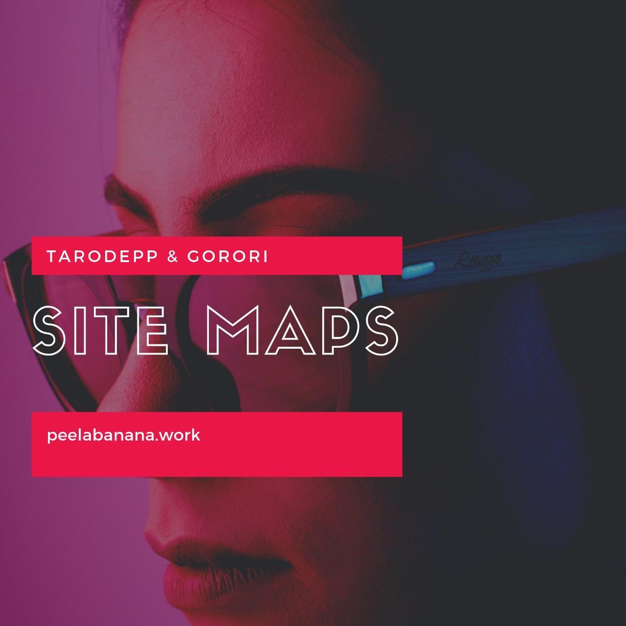 sitemaps サイトマップ