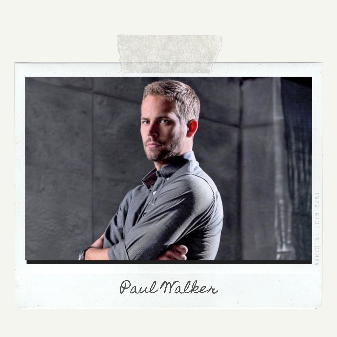 ポール・ウォーカー