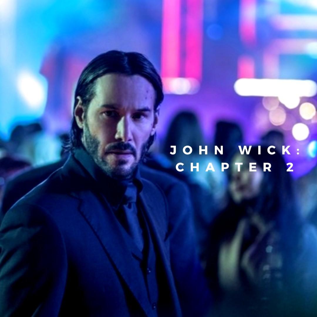 ジョン・ウィック:チャプター2(2017)