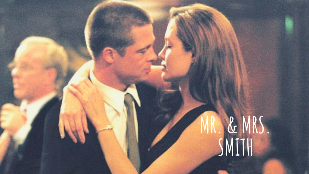Mr.&Mrs. スミス(2005)