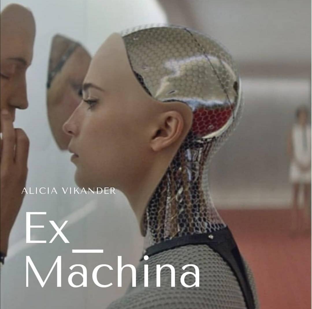 『エクス・マキナ』(2015) 558