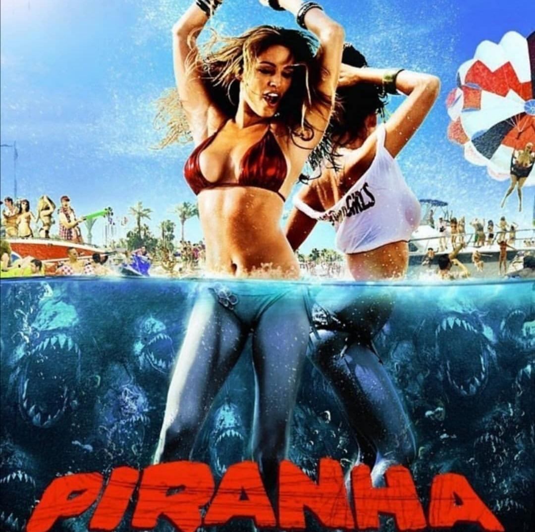 『ピラニア3D』(2010)