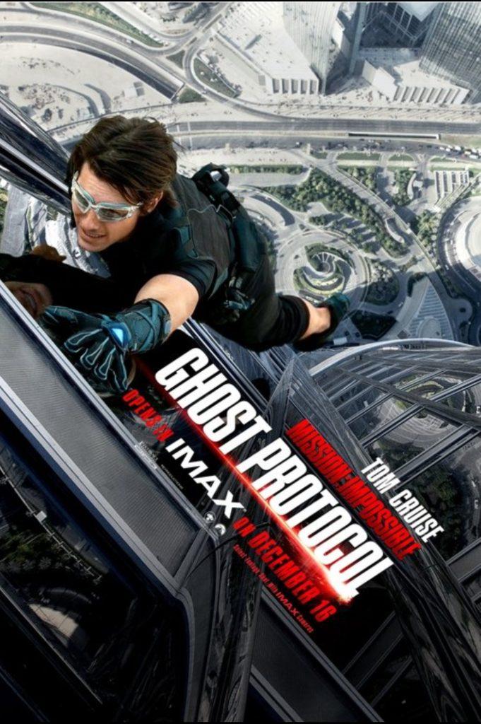 ミッション:インポッシブル/ゴースト・プロトコル(2011)