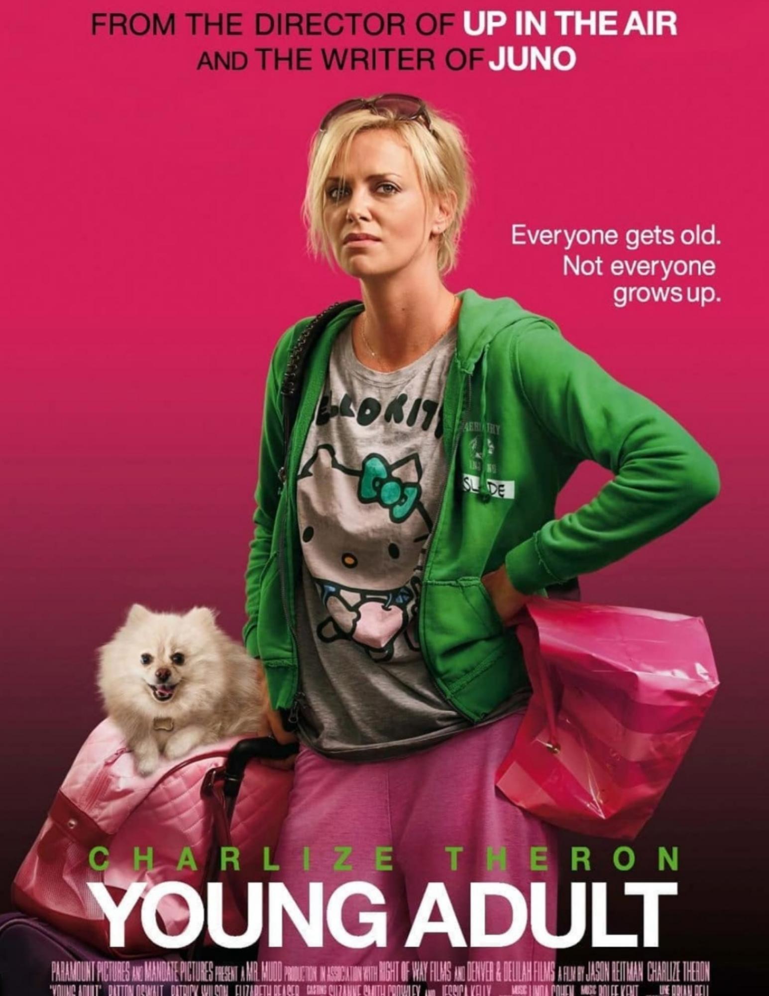 『ヤング≒アダルト』(2011)