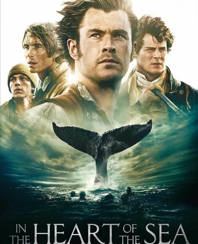 『白鯨との闘い』(2015)
