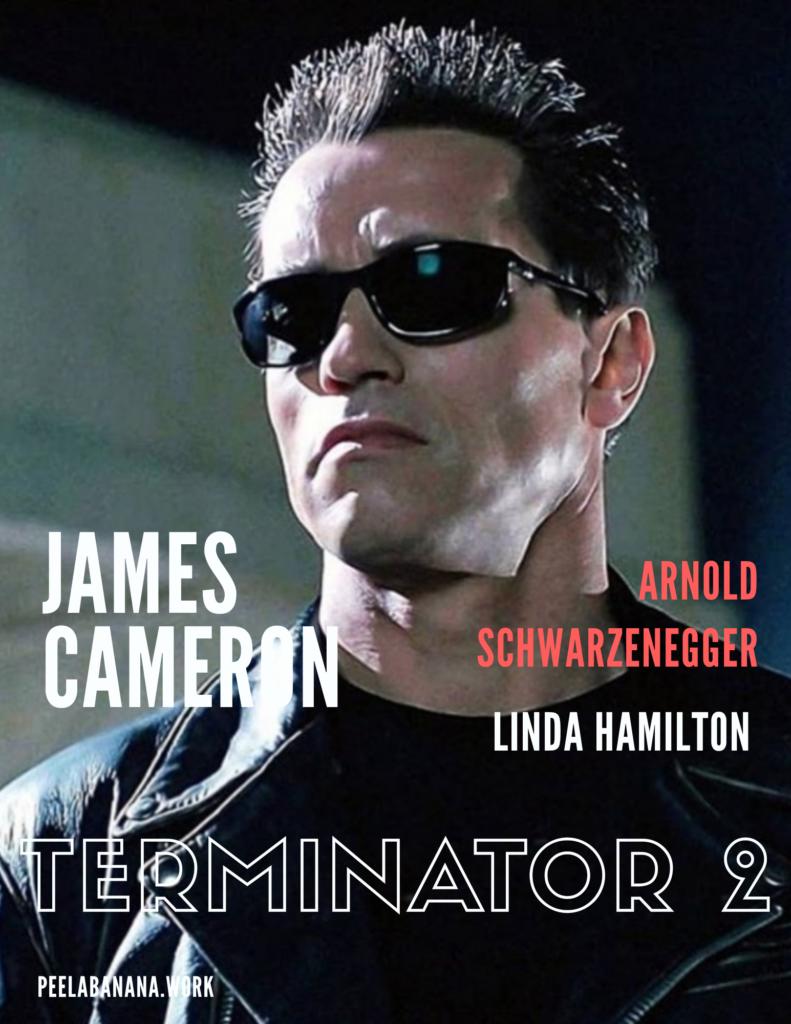 ターミネーター2(1991)