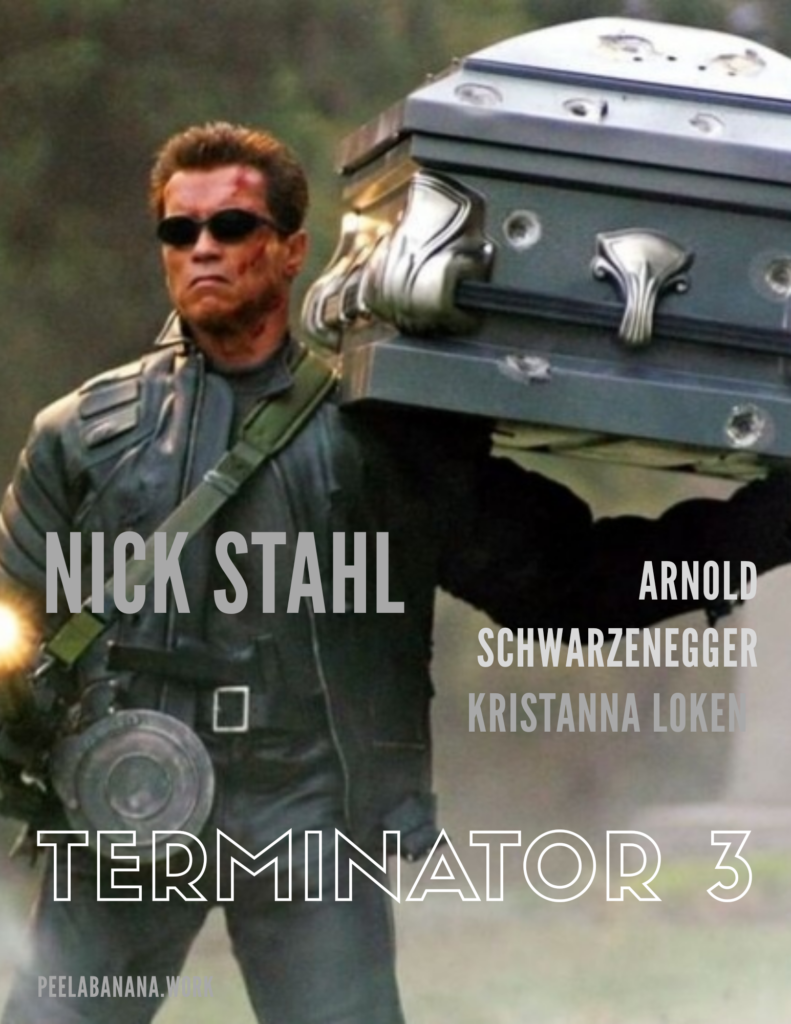ターミネーター3(2003)