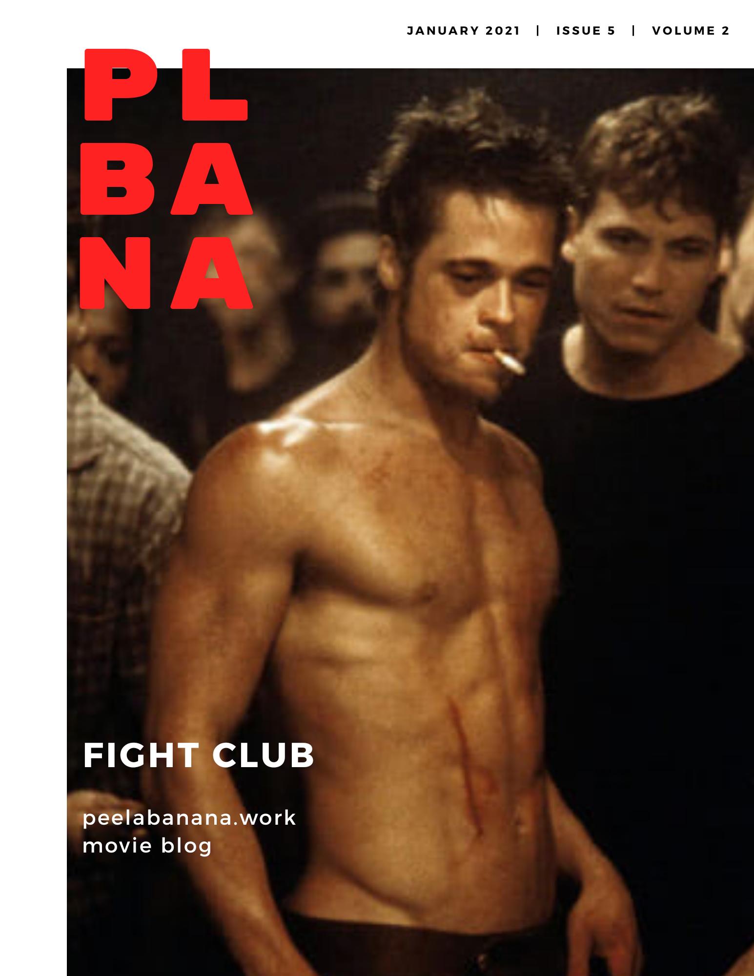 映画『ファイトクラブ』から学ぶ過激な名言・名セリフ